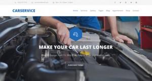 Car service theme