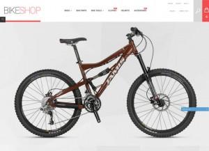 BikeShop theme