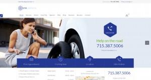 svetaines-sablonas Auto service