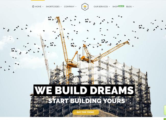 We build 3