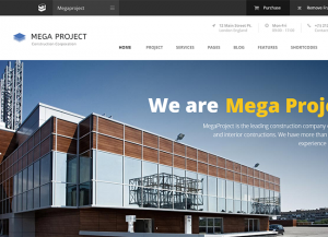 GoodLayers Theme Megaproject