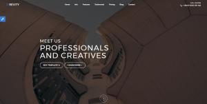 Revity – WordPress Responsive Theme