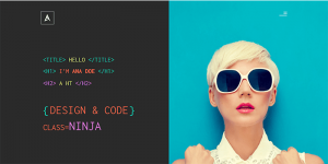 Andy Ana wordpress theme