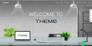 Homepage Agency PC
